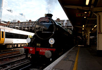 The Cathedrals Express to Bath and Bristol