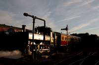 Photo Charter with  6430 and Autocoach  at the Epping and Ongar Railway