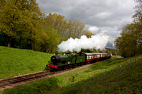 3205 Photo Charter at the Bluebell Railway