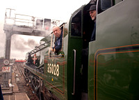 Cathedrals Express to Weymouth