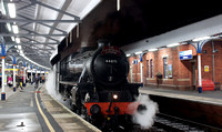 Cathedrals Express to Salisbury and Sherborne