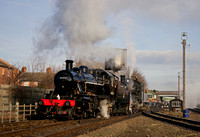 Great Central Railway Winter Gala