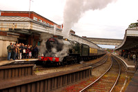 Cathedrals Express to Shrewsbury