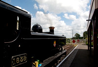 The Kent and East Sussex Railway 40th Anniversary of reopening gala