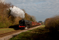 Photo Charter with 9F 92212  at the Mid Hants