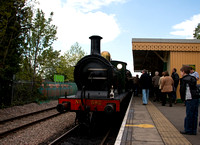 Bluebell Railway Branch line Weekend