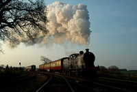 Photo Charter with 44222 at the West Somerset Railway